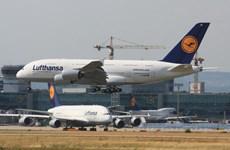 Hãng hàng không Lufthansa lạc quan về triển vọng lợi nhuận năm 2015