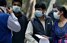 Ấn Độ phát hiện hơn 30.000 trường hợp nhiễm cúm A/H1N1