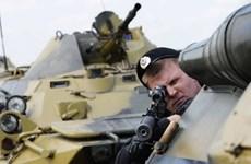 [Photo] An ninh Nga tập trận chống khủng bố ở Kavkaz và Crimea