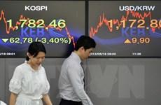 Không khí ảm đạm bao trùm thị trường chứng khoán châu Á