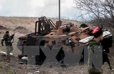 Ukraine muốn ICC điều tra tội ác chiến tranh ở miền Đông nước này