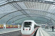 Đường sắt ở Đức bị đình trệ nghiêm trọng do lái tàu đình công