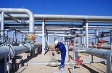 Chiến sự tiếp diễn tại Yemen khiến giá dầu thế giới tăng lên