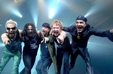 Scorpions kỷ niệm 50 năm thành lập bằng lưu diễn tại Trung Quốc