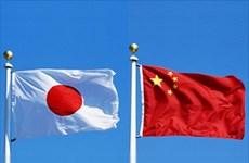 Hội đàm quan chức ngoại giao Trung Quốc và Nhật Bản