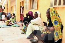 Nigeria giải cứu thêm nhiều phụ nữ và trẻ em từ tay Boko Haram