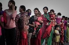 Nạn buôn bán phụ nữ hoành hành ở Nepal sau động đất kinh hoàng