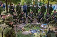 [Video] NATO tiến hành tập trận ở nước láng giềng của Nga