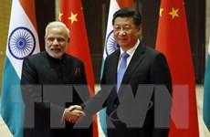 Chủ tịch Trung Quốc lần đầu tiếp Thủ tướng Ấn Độ ở quê nhà