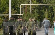[Video] Nga tham gia diễn tập chống khủng bố tại Tajikistan