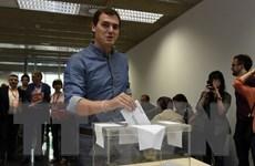Tỷ lệ ủng hộ Đảng PP cầm quyền ở Tây Ban Nha giảm mạnh