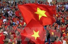 """Cổ động viên Việt Nam lên kế hoạch """"nhuộm đỏ"""" sân Bishan"""