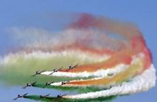[Photo] Rome rực rỡ màu sắc lễ kỷ niệm 69 năm Quốc khánh Italy