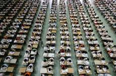 [Photo] Gian nan con đường thi đại học của các thí sinh Trung Quốc