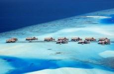 """[Photo] Cận cảnh khách sạn """"thiên đường"""" Gili Lankanfushi ở Maldives"""