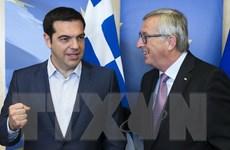 Thủ tướng Hy Lạp bước vào cuộc đàm phán quyết định với các chủ nợ
