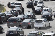 Uber đình chỉ dịch vụ UberPOP tại Pháp do gây nhiều tranh cãi