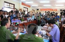 [Photo] Thưởng nóng đơn vị phá án vụ thảm sát ở Bình Phước