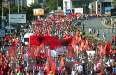 Các chính đảng Macedonia đạt thỏa thuận giải quyết khủng hoảng