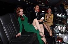 """Dàn sao Việt sang Mỹ """"khoe dáng"""" cùng siêu mẫu Tyra Banks"""
