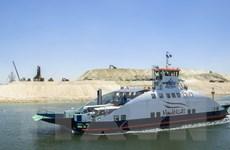 Ai Cập thành lập khu kinh tế đặc biệt xung quanh kênh đào Suez