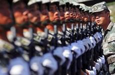[Photo] Trung Quốc chuẩn bị cho màn duyệt binh lớn chưa từng có