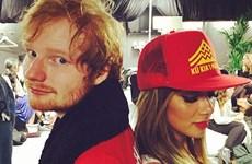 """Cựu thành viên Pussycat hẹn hò với """"phi công trẻ"""" Ed Sheeran?"""