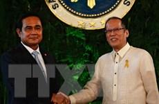 Philippines và Thái Lan hợp tác chống buôn lậu ma túy