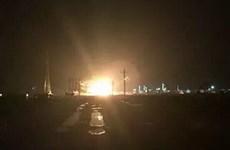 [Video] Lại xảy ra một vụ nổ nhà máy hóa chất ở Trung Quốc