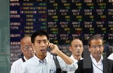 Thị trường chứng khoán châu Á tăng điểm nhờ viễn cảnh kinh tế Mỹ