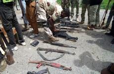 Nigeria đàm phán với Boko Haram về 200 nữ sinh bị bắt cóc