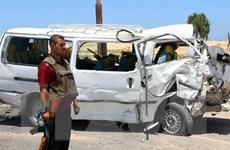 Ai Cập tiêu diệt 55 phần tử Hồi giáo cực đoan ở Bắc Sinai