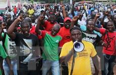 Đảo chính ở Burkina Faso tước bỏ chức vụ Tổng thống lâm thời
