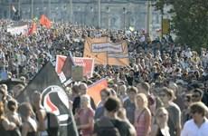 Khủng hoảng nhập cư khiến các nước châu Âu ngày càng chia rẽ