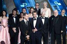 """[Photo] """"Trò chơi vương quyền"""" thắng lớn ở lễ trao giải Emmy 2015"""
