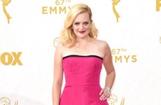 """[Photo] Dàn mỹ nhân """"nhuộm hồng"""" thảm đỏ Lễ Trao giải Emmy 2015"""
