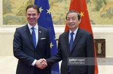 Trung Quốc tuyên bố đóng góp vào Kế hoạch đầu tư châu Âu