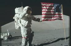 [Photo] Những bức hình chưa từng được công bố của NASA về Mặt Trăng