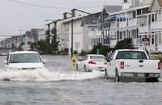 """[Video] South Carolina tê liệt trong trận lũ lụt """"ngàn năm có một"""""""