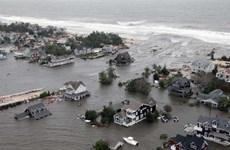 Nhiều thành phố lớn ở Mỹ có nguy cơ biến mất do nước biển dâng