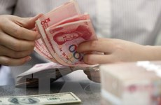 Ngân hàng trung ương Trung Quốc giảm lãi suất cơ bản 0,25%