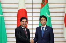 Nhật Bản hỗ trợ Turkmenistan 18 tỷ USD phát triển cơ sở hạ tầng
