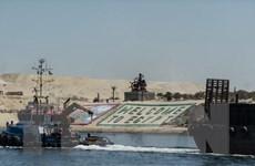 Kênh đào Suez: Khánh thành hoành tráng, doanh thu ảm đạm