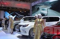 Lexus trưng bày 6 mẫu xe mới tại Triển lãm ôtô Việt Nam 2015
