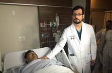 Mexico phẫu thuật thành công cho người béo nhất thế giới