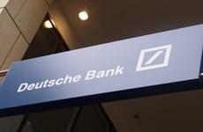Deutsche Bank đồng ý nộp phạt 200 triệu USD cho các cơ quan Mỹ