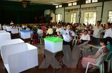 Australia tham gia giám sát cuộc tổng tuyển cử ở Myanmar