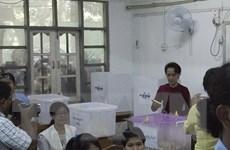 Myanmar công bố kết quả tổng tuyển cử 6 lần trong một ngày