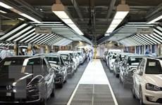 Doanh số bán hàng của Volkswagen ở Bắc Mỹ tăng so với cùng kỳ
