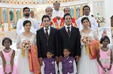 [Photo] Đám cưới đặc biệt chỉ toàn những cặp song sinh
